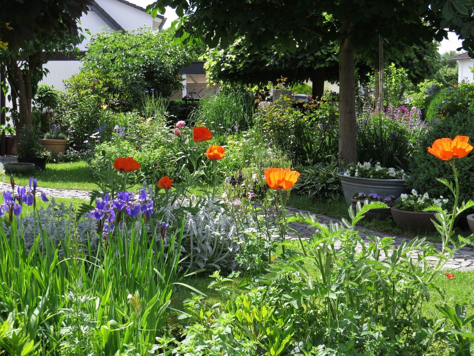 Kunst Garten Geschichte